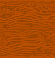 wood brown texture seamless pattern vector image vector image
