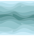 pattern waves vector image