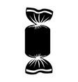 Sweet confetii isolated icon vector image