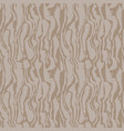 brush painted freehand lines seamless pattern vector image