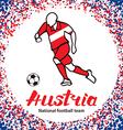 Austria 3 vector image