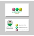 Company name vector image