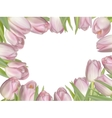 Happy Mothers day beautiful card EPS 10 vector image vector image