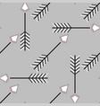 beautiful ethnic pattern vector image