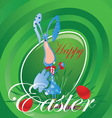 easter hot7 vector image vector image