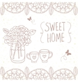 home design vector image vector image