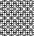 Seamless black and white thorn pattern vector image vector image