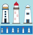 Light House Icon 002 vector image