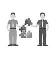 management skills vector image vector image