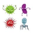 Alien monster vector image vector image