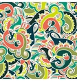 Gorgeous colorful seamless paisley pattern vector | Price: 1 Credit (USD $1)