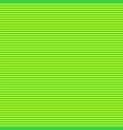 horizontal stripes pattern vector image vector image