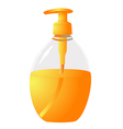 Liquid Soap 2 vector image vector image
