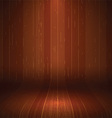 wooden display background 1710 vector image vector image