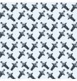 interstellar cosmos pattern vector image vector image