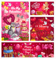 Valentines day romantic love gifts hearts roses