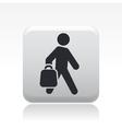 buy bag icon vector image vector image