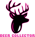 Deer Collector vector image vector image