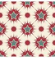 Stars seamless pattern retro vector image vector image