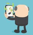 making money online vector image
