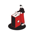 elections ballot box composition