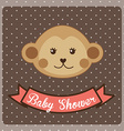 baby design vector image