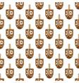 on theme big colored pattern dreidel vector image vector image