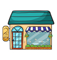 A coffee shop vector | Price: 1 Credit (USD $1)