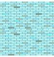 bricks wall vector image
