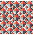 Seamless geometric pattern Rhombus background vector image vector image