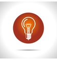 light lamp icon Eps10 vector image