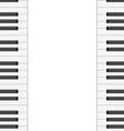 Music background with piano keys vector | Price: 1 Credit (USD $1)