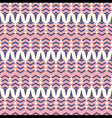 abstract shape design pattern background vector image vector image