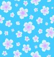 Abstract texture of sakura vector image vector image
