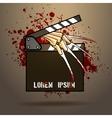 Horror Movie vector image