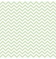 Chevron zigzag black and white seamless pattern vector image