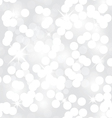 Christmas sparkling seamless vector image vector image