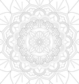 Mandala decorative ornament design