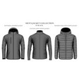 Mens jackets collection
