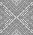 Seamless ethnic texture vector image vector image