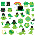 st patricks day clipart vector image vector image