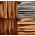 Wood texture Wooden vector image