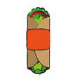 tacos food draw