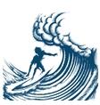 ride wave vector image