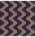 Seamless Navy Grey Color Hand Drawn vector image vector image