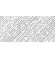 abstract seamless black dash lines diagonal vector image