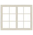 window frame vector image vector image
