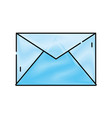 grated e-mail letter message text design vector image