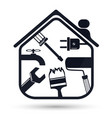 home repairs vector image vector image