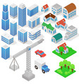 Industrial based on isometric projection of a